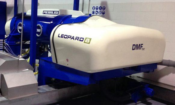Il Frantoio - Nuovo Cilento Leopard DMF 8 Pieralisi