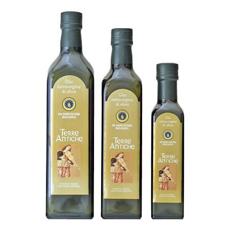 olio extravergine di oliva BIO Terre Antiche