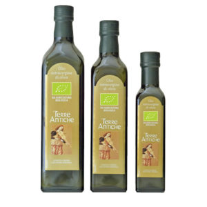 Terre Antiche Extra Virgin Italian Organic Oil