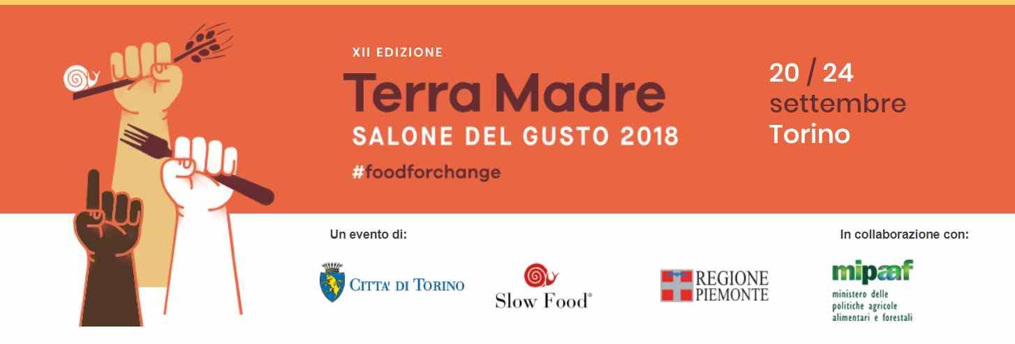 Salone del Gusto - Terramadre 2018