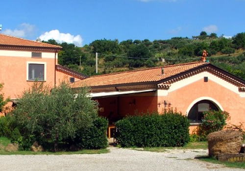 Agriturismo I Moresani - Casalvelino strutture soci coop