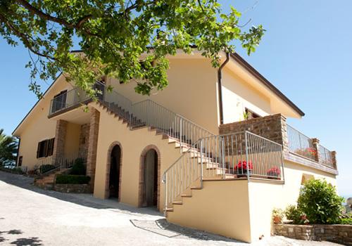 B&B Villa Bernardette - San Mauro Cilento strutture soci coop