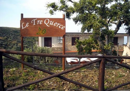 Hotel Le Tre Querce - San Mauro Cilento strutture soci coop