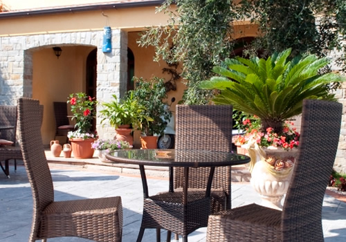 Hotel Villa Mare Luna Pollica strutture soci coop