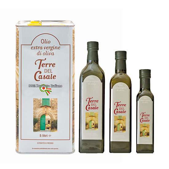 olio extravergine di oliva Terre del Casale