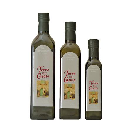 olio di oliva extravergine Terre del Casale Cilento
