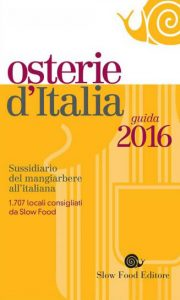 slow food osterie d'italia