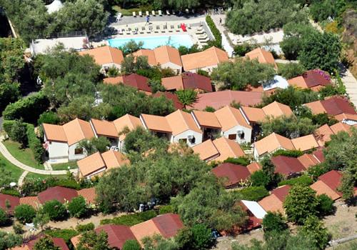 Villaggio Villa del mare - Palinuro strutture soci coop