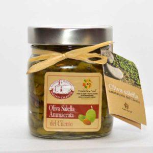 Oliva salella ammaccata del Cilento Presidio Slow Food
