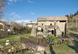 Padula - Battistero San Giovanni in fonte
