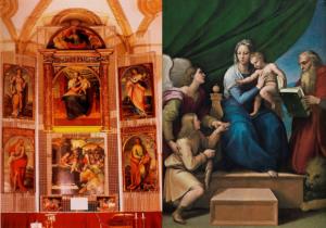 Madonna col bambino e Madonna del Pesce