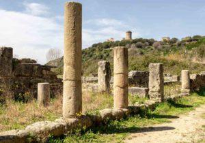 Cilento - Parco archeologico di Velia