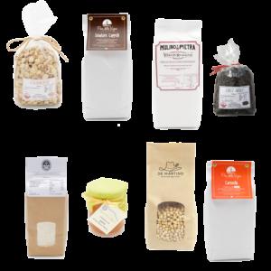 selezione di prodotti con scadenza ravvicinata