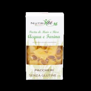 paccheri pasta senza glutine